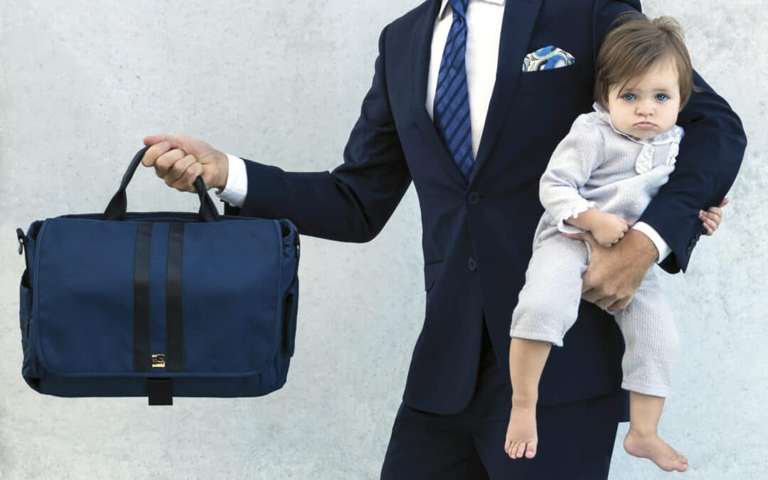 The Best (and/or Coolest) Diaper Bag for Dads
