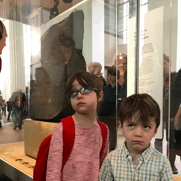 Culturing My Kiddos with Museums and Experiences